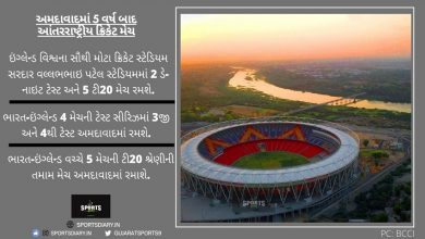 Motera Cricket Stadium Ahmedabad