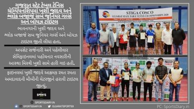 Gujarat State Table Tennis